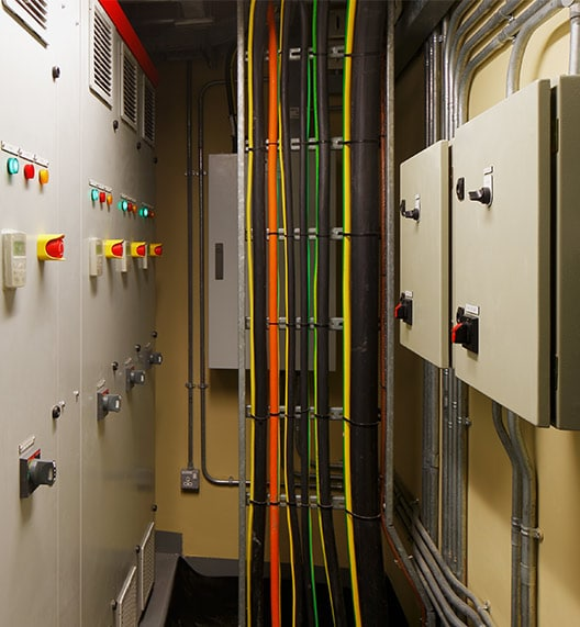Commercial Electrician Contractor RR and Sons