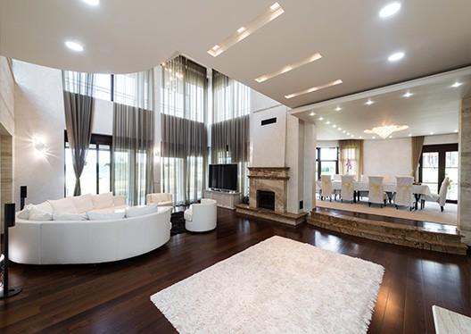 Custom-Living-Room-Lights-Installation-Batavia-Genena