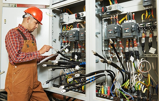 Electrician Industrial RR Sons